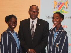 Namibian Scholars Awarded for Excellence