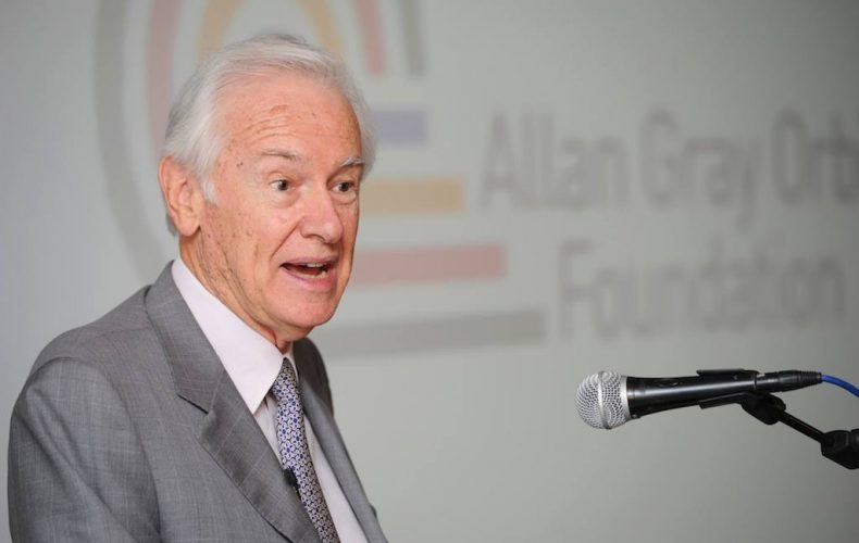 Purpose before profit: An interview with Mr. Allan Gray by Dave Marrs