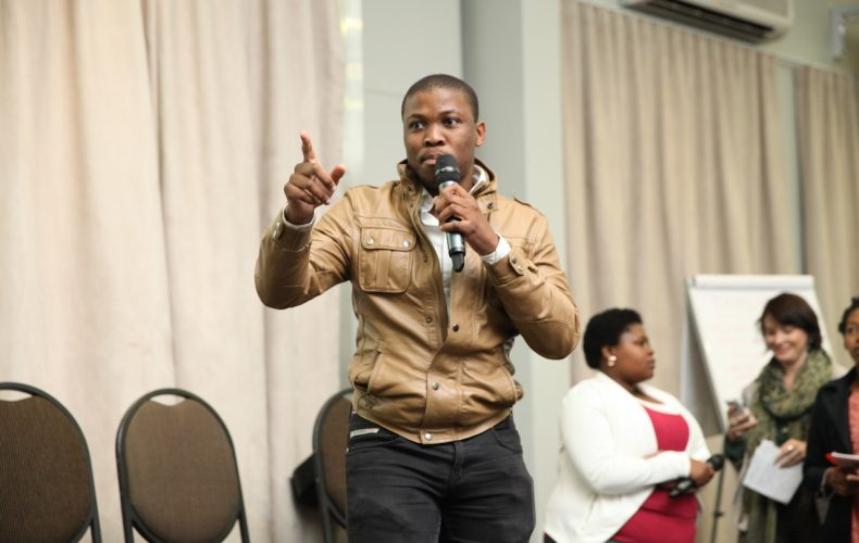 Tshidiso Ramogale makes the list of the M&G's 200 Young South Africans