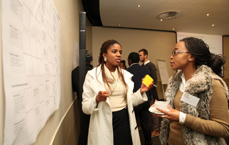 Foundation Fellows-in-Residence determined to pursue their entrepreneurial dreams