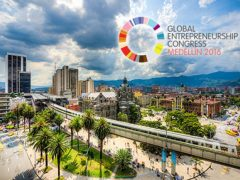 From Crime to Creativity – Medellin, hosts the 2016 Global Entrepreneurship Congress
