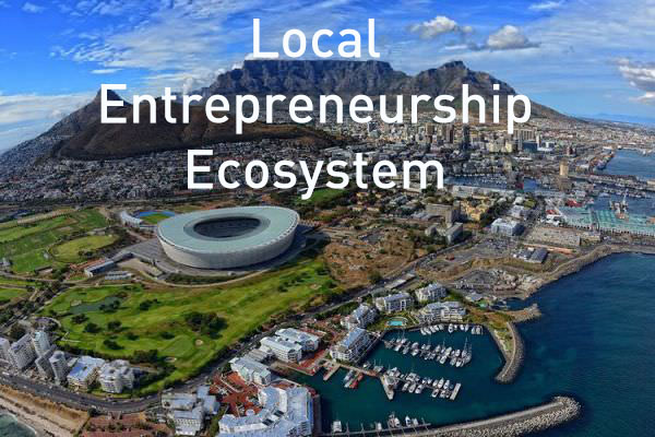 Opportunities in the local entrepreneurship ecosystem