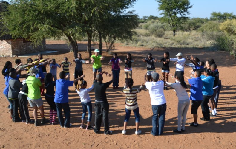 Namibia Scholarship Development Camp