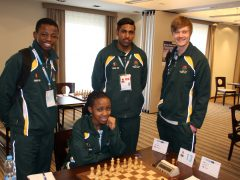 Report on World University Chess Championships