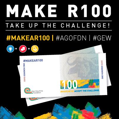 #GEW2015 is done – who won #MakeAR100?