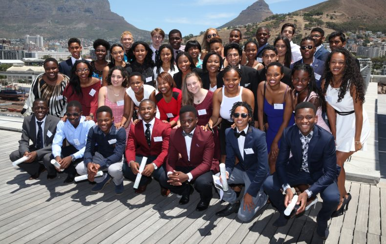 Commending the Scholarship Class of 2015 By Molefe Mohlamoyane