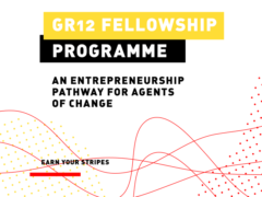 Entrepreneurship pathway opens for Grade 12 change agents
