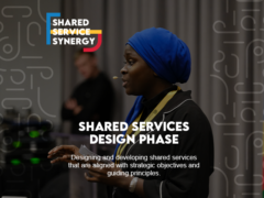 Shared Services Design Project Update 2